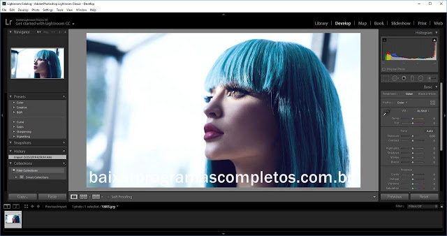Adobe Photoshop Lightroom Classic CC 2019 v8.2.1.10 (x64)