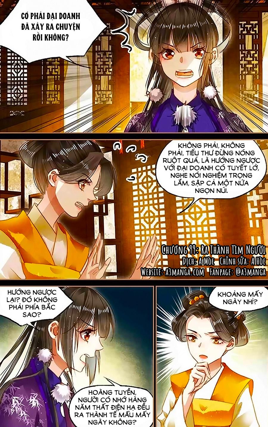 Thần Y Đích Nữ Chap 99 - Trang 1