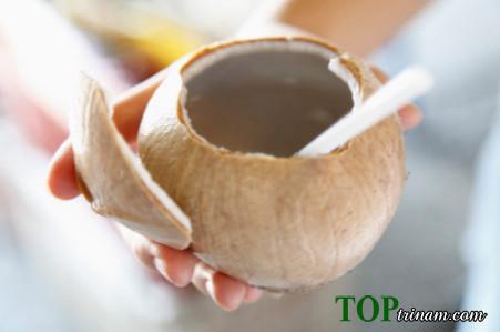 Cách làm toner handmade bằng Nước Dừa cực hay
