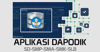 Download Aplikasi Dapodik 2017 + Prefil