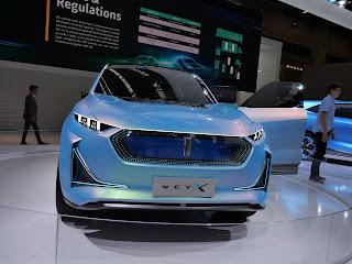 WEY-X car