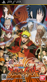 Download Naruto Shippuden Ultimate Ninja Impact ISO PPSSPP Android