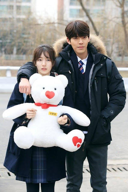 Uncontrollably Fond review, Suzy Miss A Kim Woo Bin Uncontrollably Fond