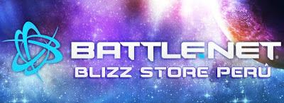 Servicios Battle Net Blizz Store Perú
