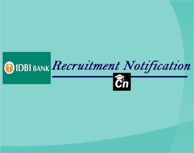 IDBI Recruitment Notification, IDBI Bank Logo, Careerneeti Logo