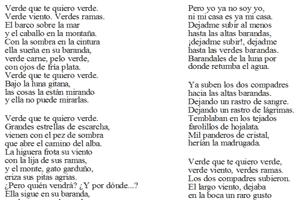 Cada 'párrafo' de un poema es una estrofa