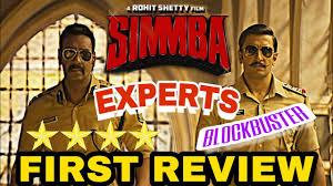 Simmba Movie Reviews | MyTechZoo | MTZ | Aditya Pal