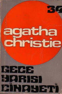 Agatha Christie – Gece Yarısı Cinayeti