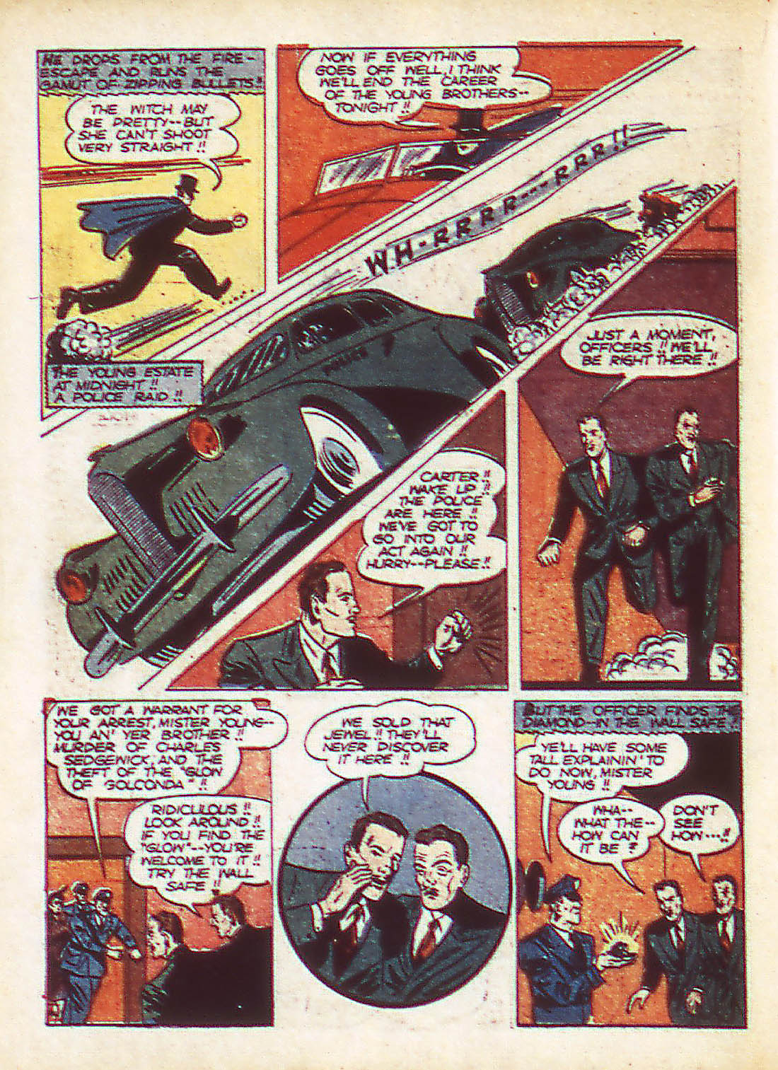 Flash Comics issue 22 - Page 36