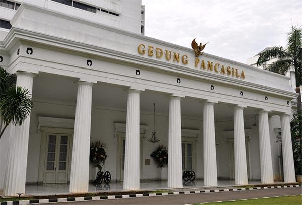Gedung Pancasila Jakarta