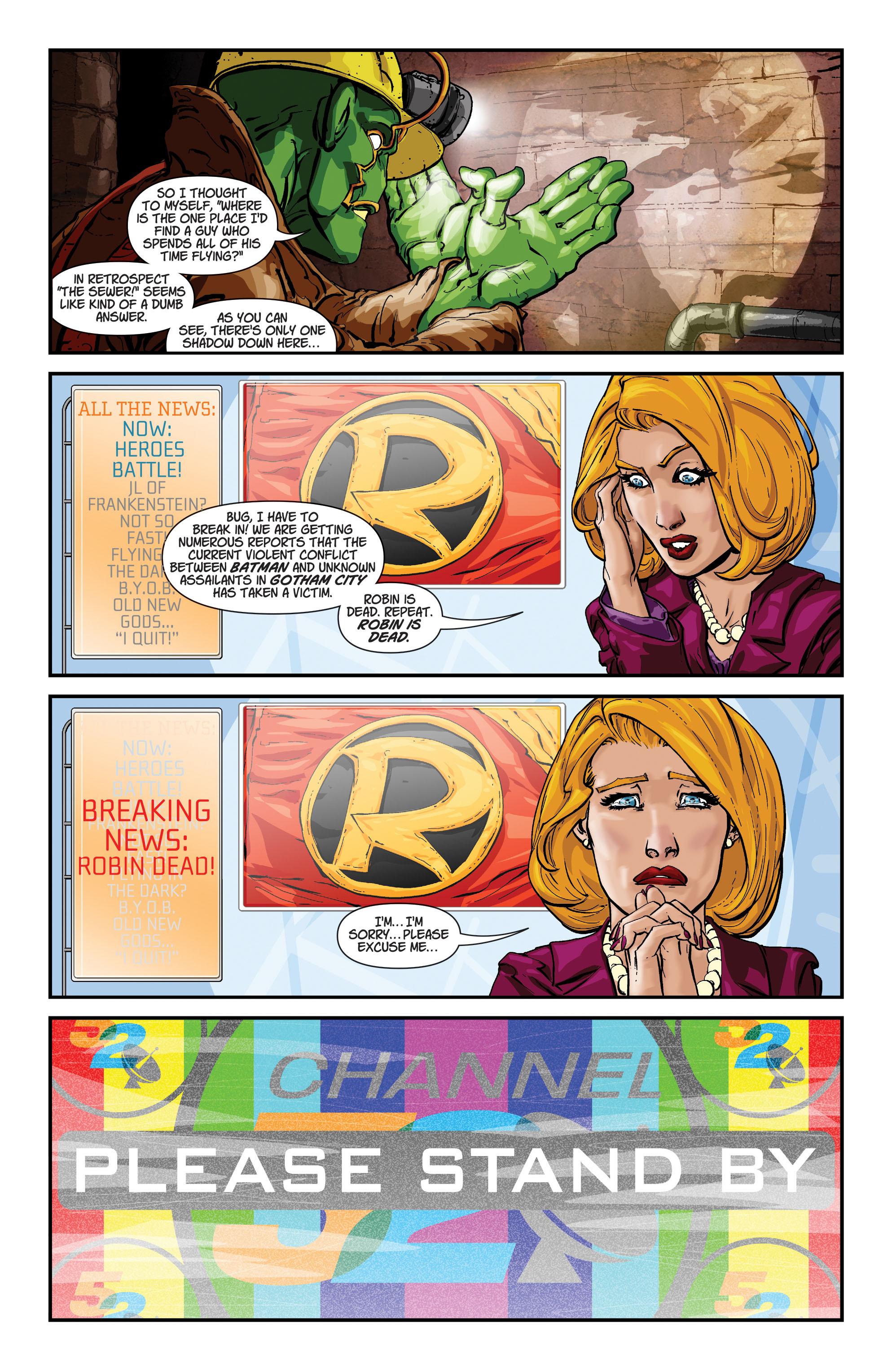 Read online Aquaman (2011) comic -  Issue #17 - 22