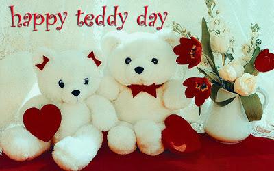 Happy Teddy Day 2017