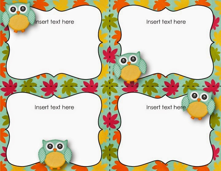 Fall FUN task cards to use with any subject or grade level. teacherkarma.com