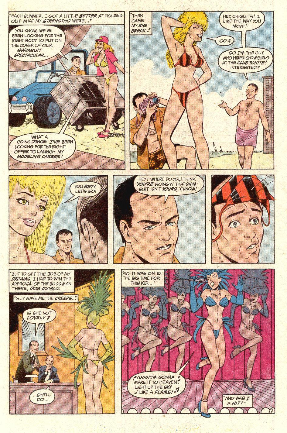 Read online Secret Origins (1986) comic -  Issue #33 - 20