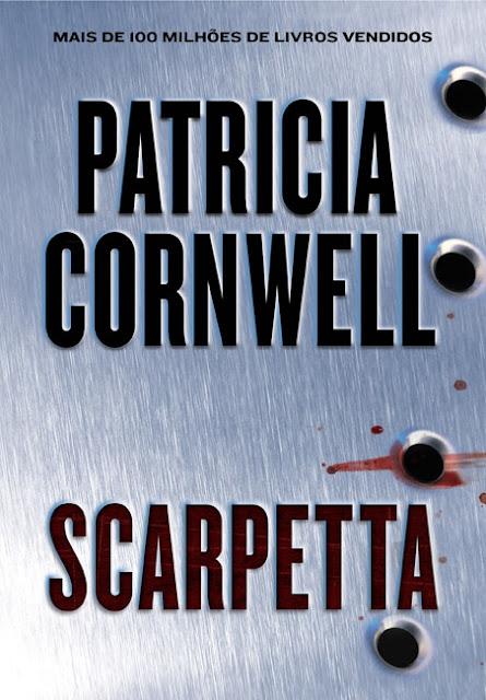 News: Capa do livro Scarpetta, de Patricia Cornwell. 32