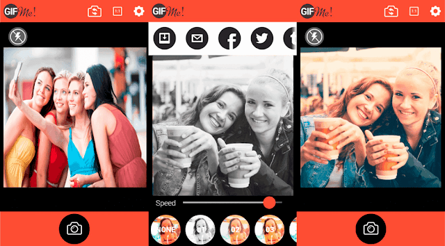 y Gif Me! Camera Pro v1.73 Patched APK [Latest] Apps