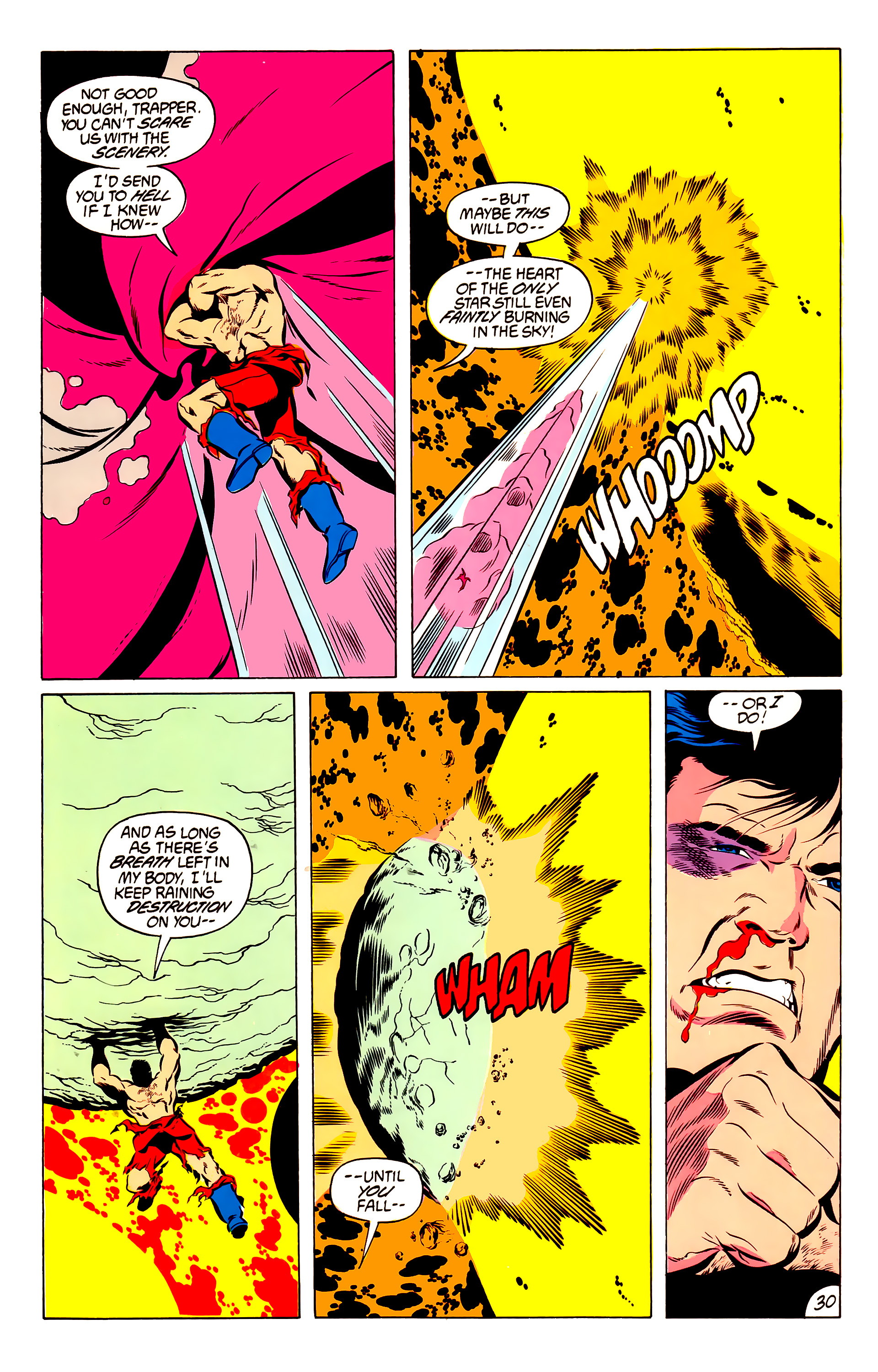 Legion of Super-Heroes (1984) 50 Page 29