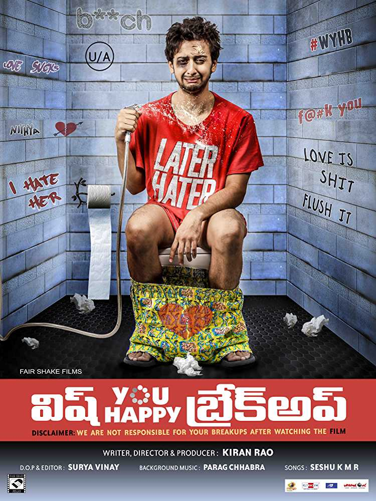Happy Breakup (Wish You Happy Breakup) 2019 Hindi Dubbed 480p HDRip x264 350MB