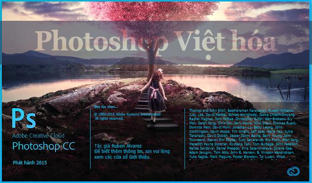 Share phần mềm Photoshop cs6 Portable việt hóa siêu nhẹ miễn phí
