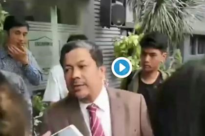 Reaksi Fahri Hamzah Terkait Mantan Jubir KPK Johan Budi yang Jadi Caleg PDIP