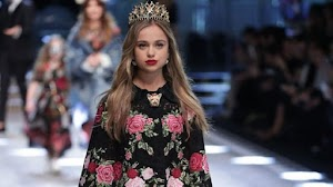 Lady Amelia Windsor, a member of the most beautiful British royal family