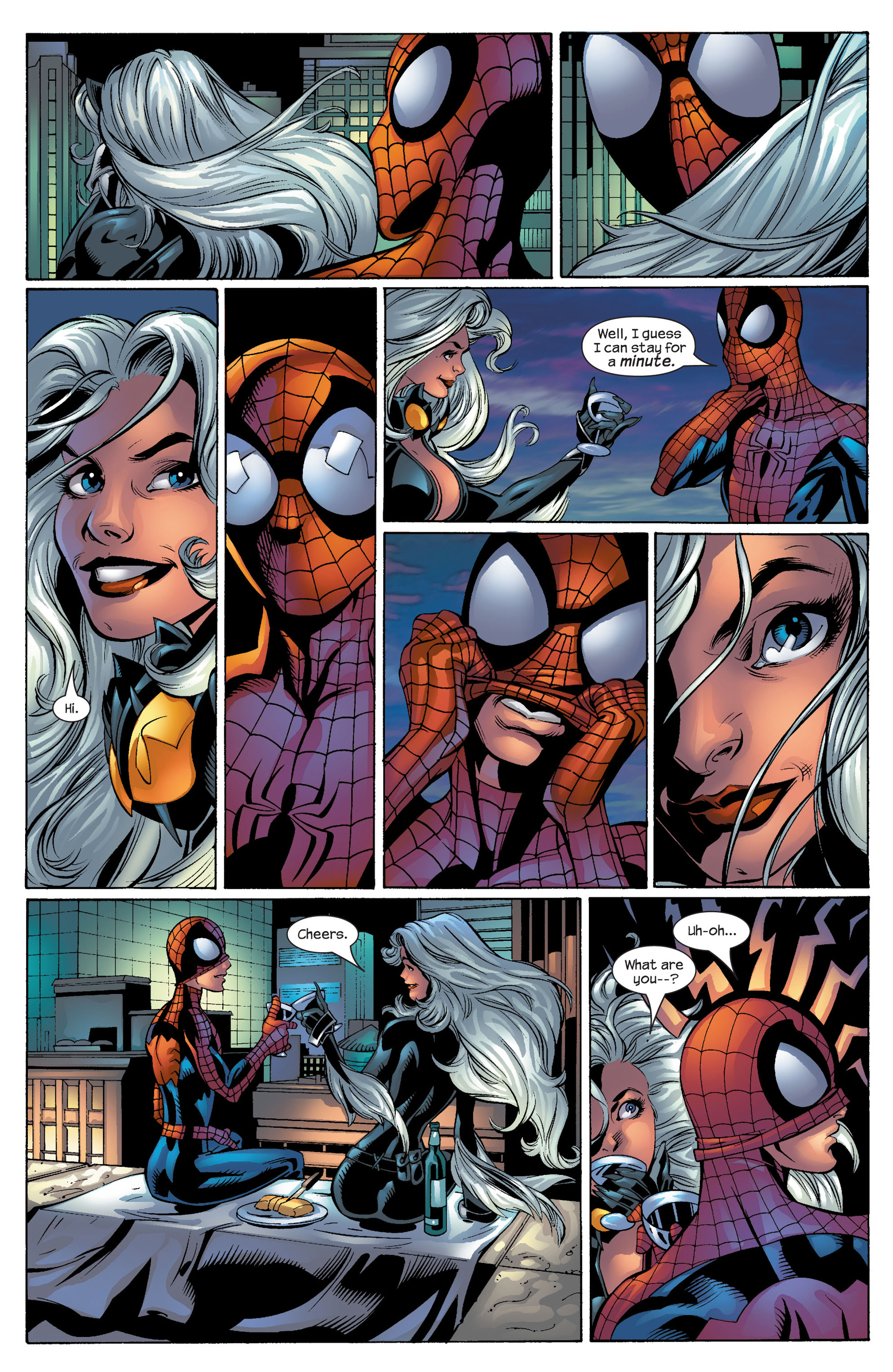 Read online Ultimate Spider-Man (2000) comic -  Issue #51 - 22