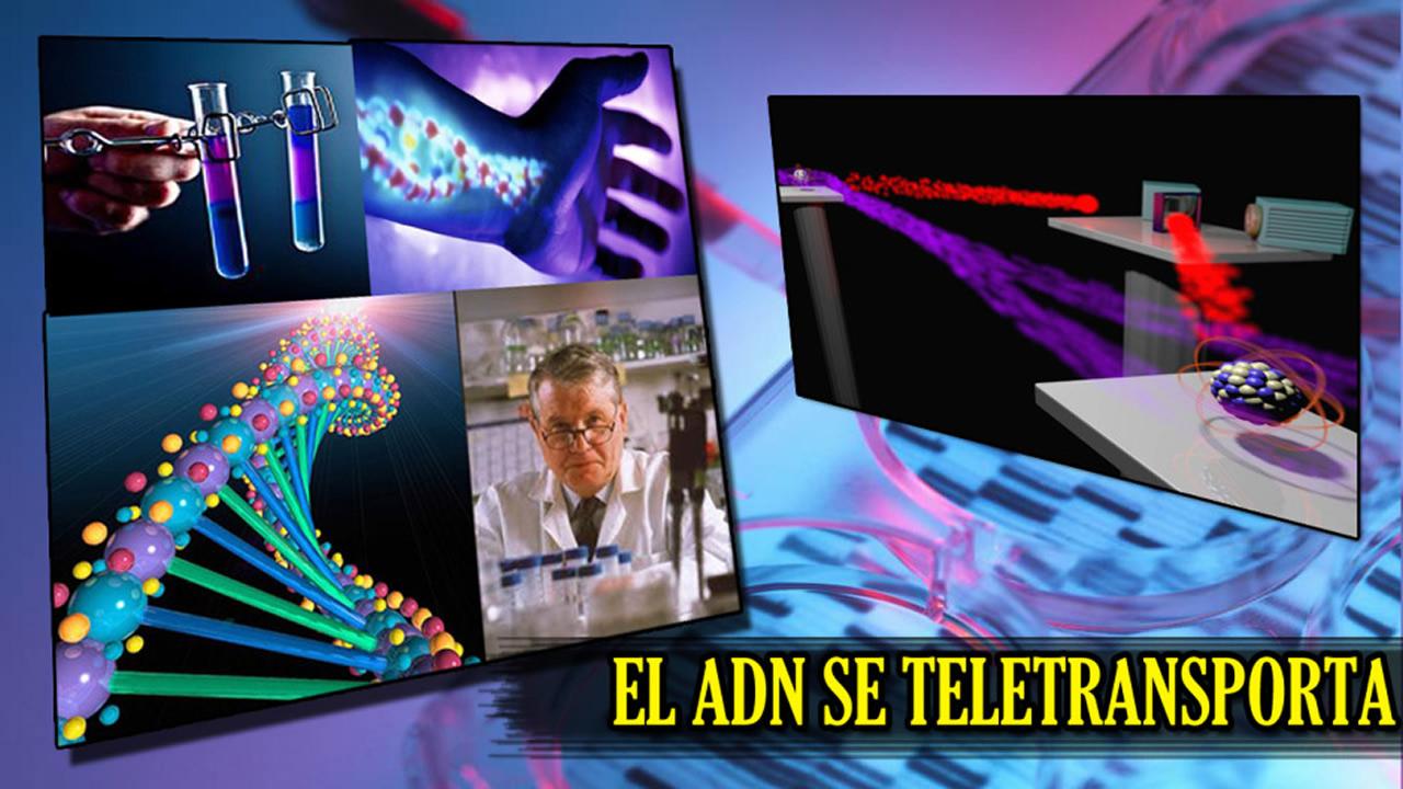 Luc Montagnier, premio nobel de medicina afirma que el ADN se teletransporta