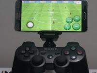 Beginilah Cara Bermain Pes Mobile Android Menggunakan Stik Ps3 (Sixaxis)