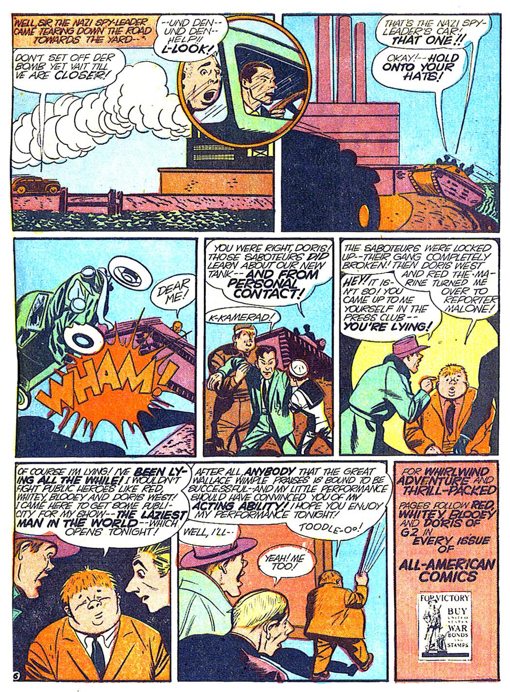 Read online All-American Comics (1939) comic -  Issue #50 - 65