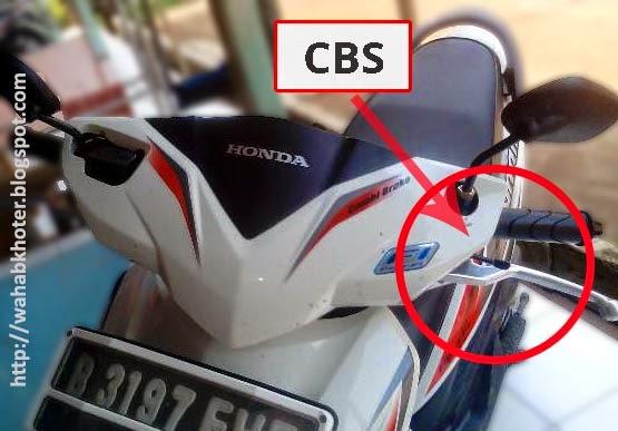 Teknologi CBS Honda