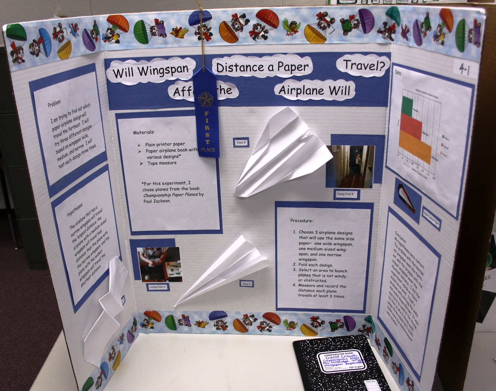 Agriscience Research Paper & Poster Sample