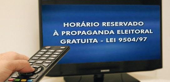 ELEIÇÕES 2016:Começa hoje (26) a propaganda eleitoral no rádio e na TV