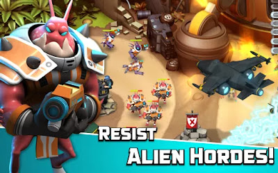 Alien Creeps TD v2.11.0 Mod+Apk (Unlimited Money)