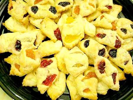Polish Christmas Cookies.Landofcleve Net Rust Belt Recipes Kolacky Polish Christmas