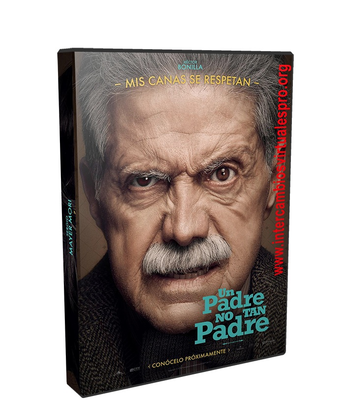 Un padre no tan padre poster box cover