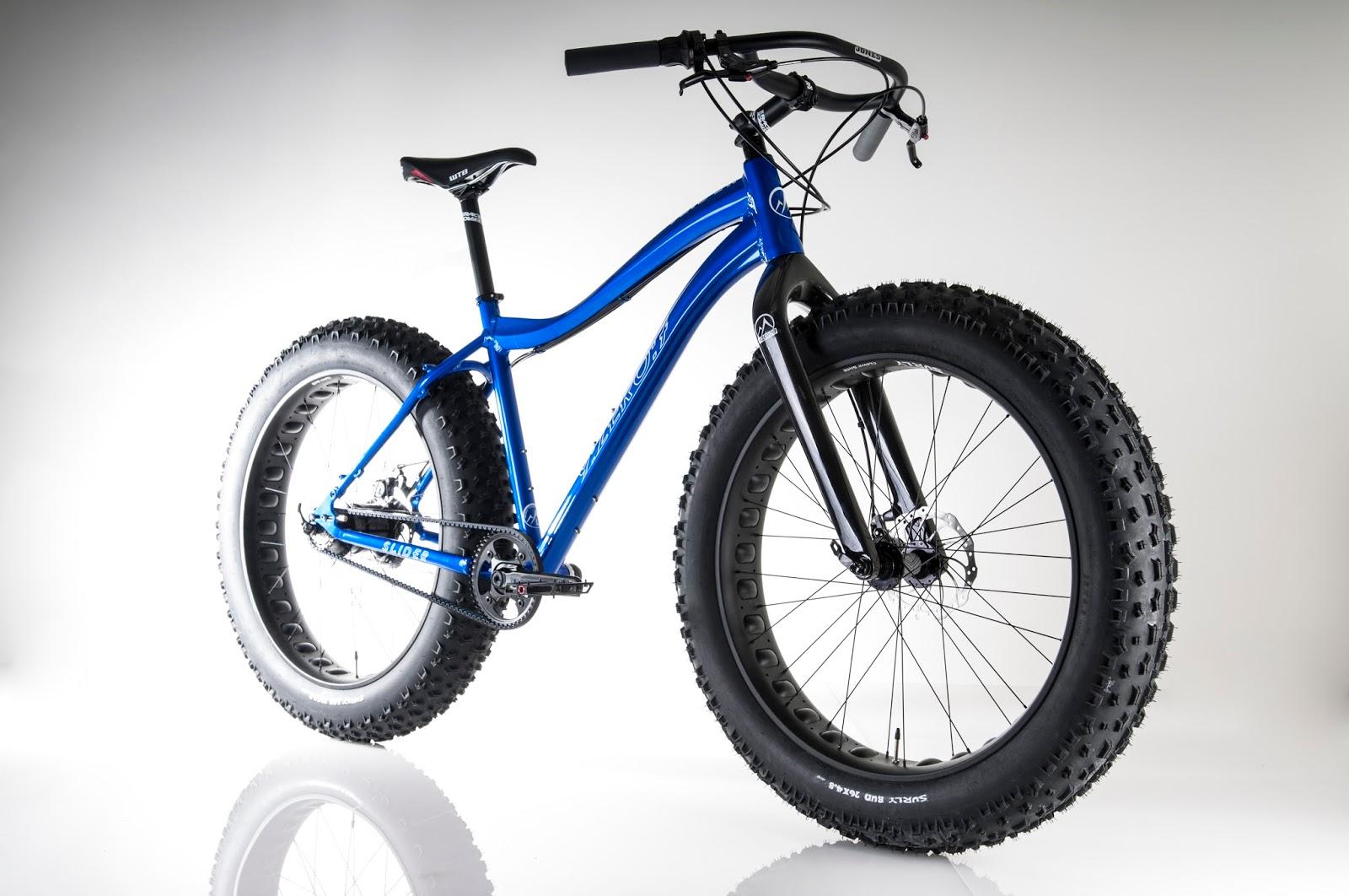 The Monkey Lab: 9:ZERO:7 Fat Bike with Rohloff SPEEDHUB 500/14 and ...