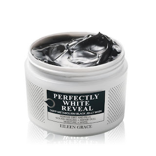 Eileen Grace Deep Metabolism black Jelly Mask.