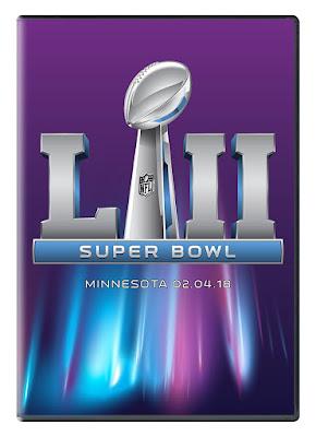 2018 super bowl dvd 2018 super bowl blu ray dvd