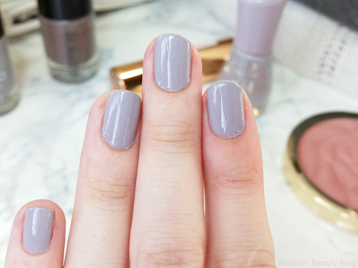 Essence The Gel Nail Polish 37 Serendipity Mateja39s Beauty Blog