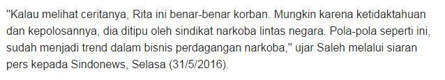 TKI Asal Ponorogo Terancam Digantung, Begini Reaksi Istana