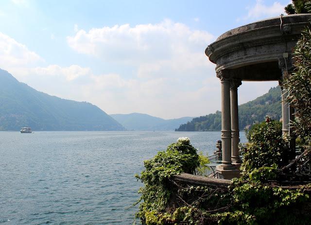 Villa junto al Lago de Como