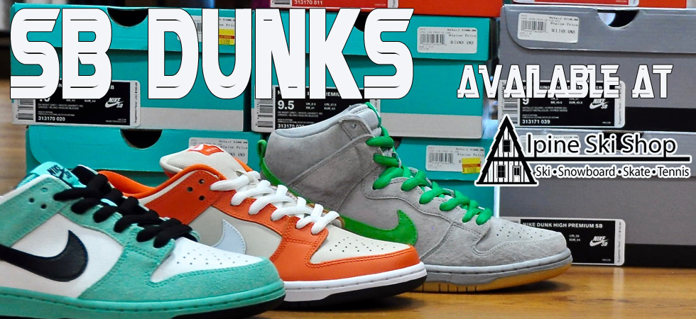 big sale d98a9 83ef4 Alpine is proud to offer the Box Pack dunks from Nike SB. Releasing today  is the Silver Box dunk High. It boasts the marble leather that is crazy ...
