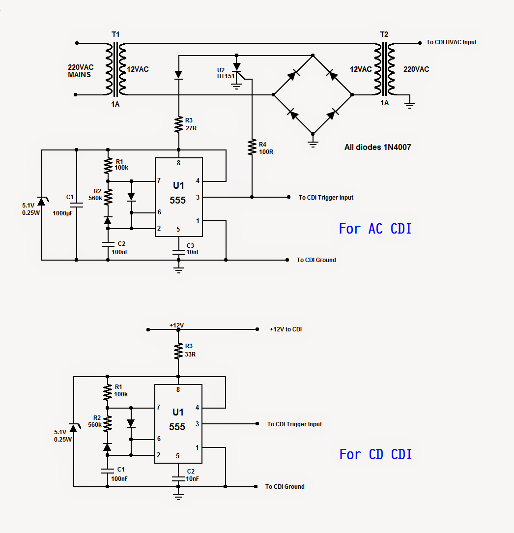 Test Schematic