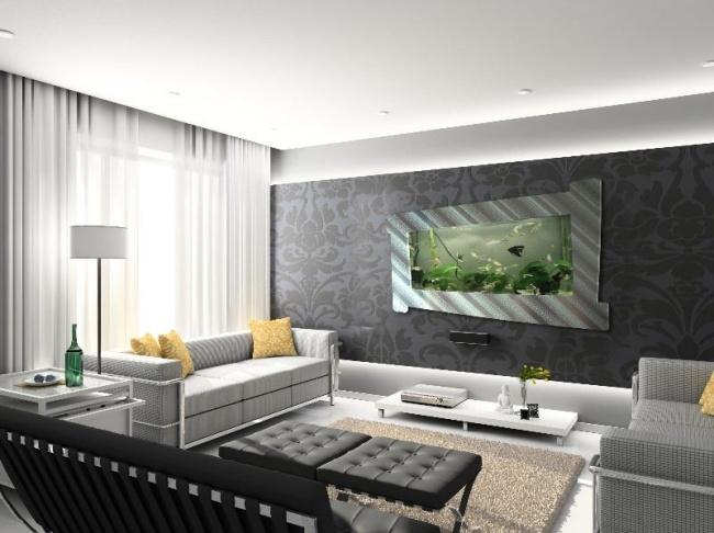 wohnzimmer streichen inspirierende ideen | Wohnidee | Wohnen ...