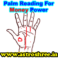 Palm reading for Money, lines which makes a person powerful in monetary terms, One of the best palmist view on wealth in life through palm reading.