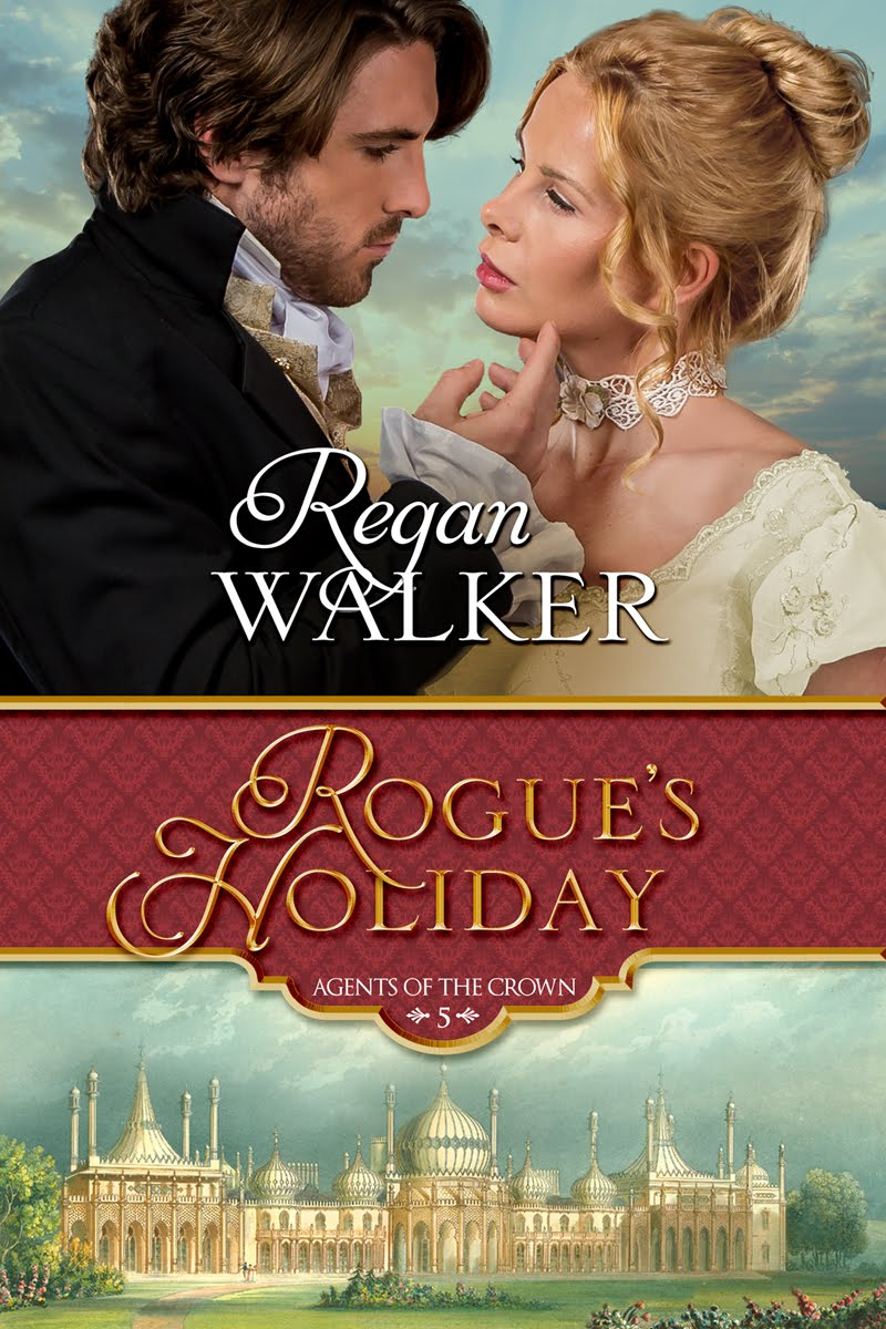 """The perfect Regency romance!"""