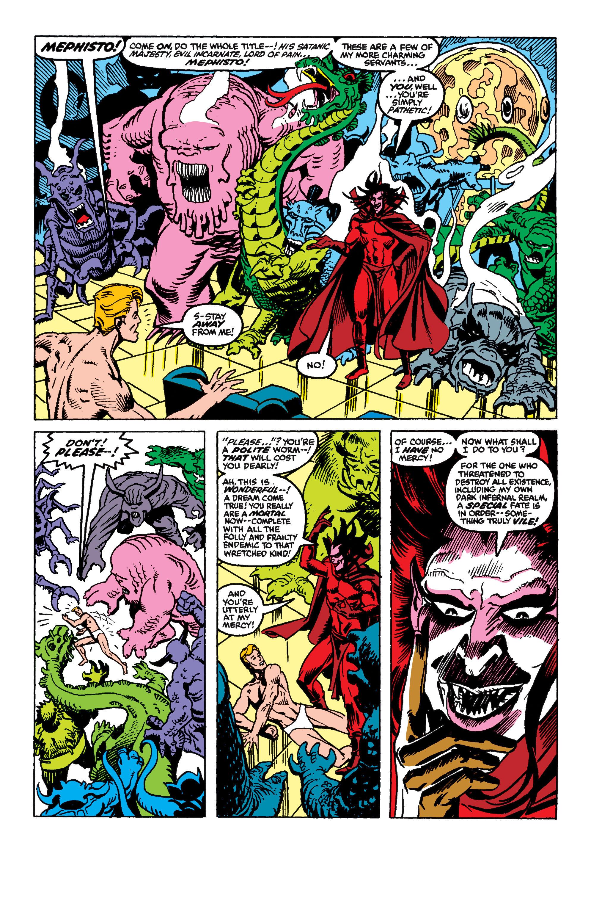 Read online Secret Wars II comic -  Issue #9 - 18