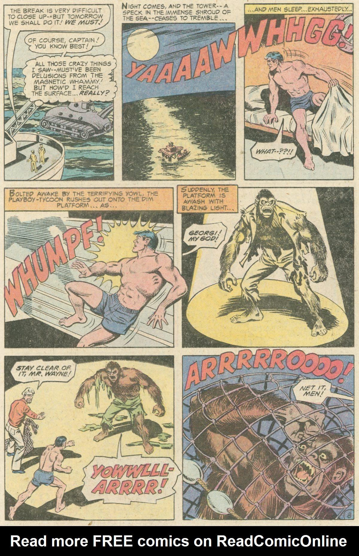 Read online World's Finest Comics comic -  Issue #249 - 9
