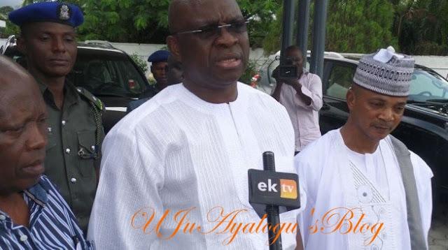 South-West governors should emulate Fayose – Afenifere