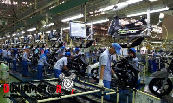 Pendapatan Pemerintah dari Penjualan Sepeda Motor Capai 7,5 Triliun